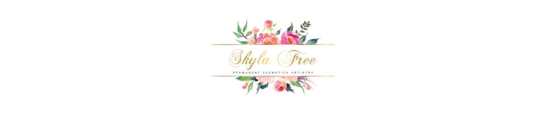 Skyla Free Flower Banner